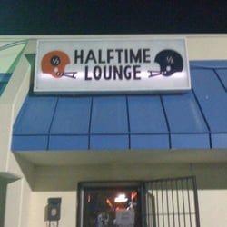 Halftime Lounge